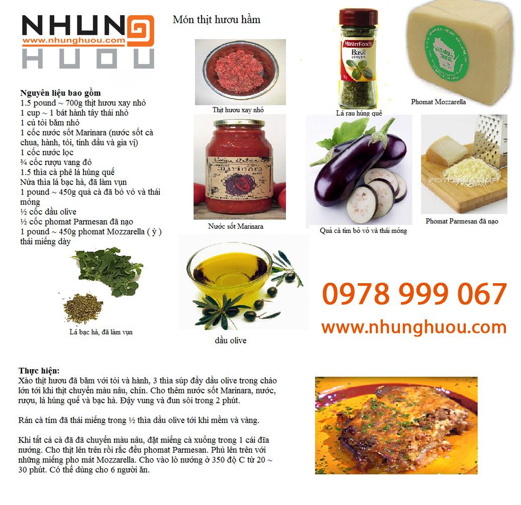 Thịt Hươu và cách chế biến nhiều món ngon từ thịt hươu - 2